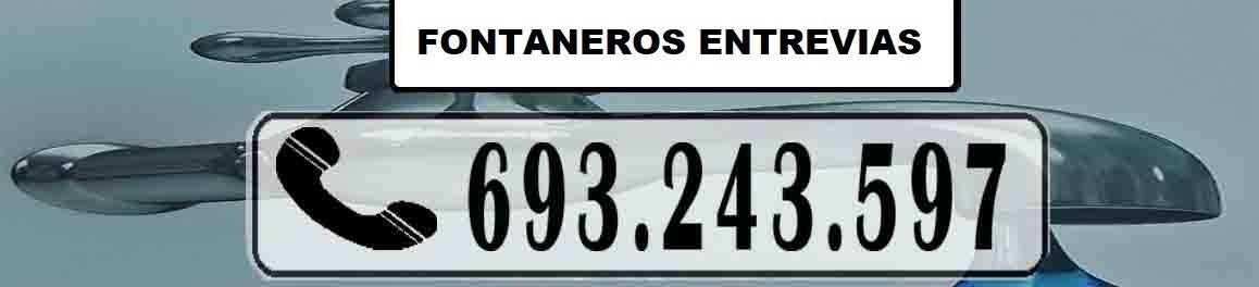 Fontaneros Entrevias Madrid Urgentes